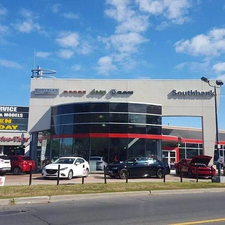 Southbank Dodge Chrysler LTD, Ottawa, ON, K1V 8Z1