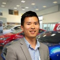 Kevin Lin at Capital Chevrolet Buick GMC