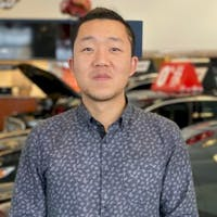 Bowen Tian at Capital Chevrolet Buick GMC