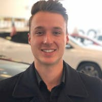 Tyler Dowse at Capital Chevrolet Buick GMC
