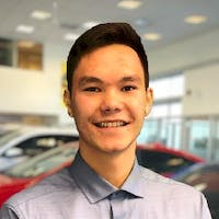 Tyler Lam at Capital Chevrolet Buick GMC