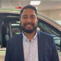 Jaskarn Janjua at Capital GMC Buick