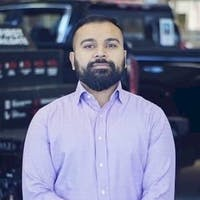 Azi Mazhar at Capital GMC Buick