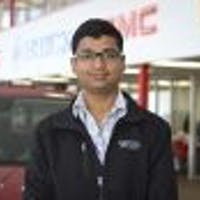 Maulik Shah at Capital GMC Buick
