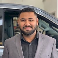Ahmed Raza at Capital GMC Buick