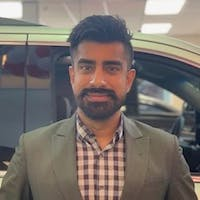 Jatin Kapoor at Capital GMC Buick