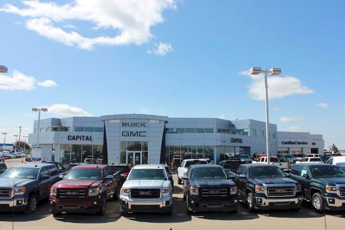 Capital GMC Buick, Edmonton, AB, T6E 5X9