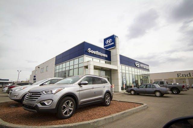 Southtown Hyundai, Edmonton, AB, T6E 6K5