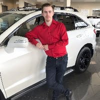 Steven Sharkey at Southview Acura