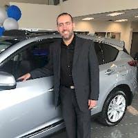 Rami Jamal at Southview Acura