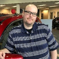 Jeffrey  Young at Southview Acura