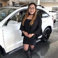 Mary Mejia at Southview Acura