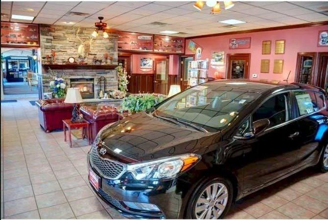 Columbia Ford Kia, Columbia, CT, 06237