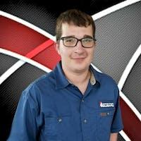 Sean Roy at Grande Prairie Subaru