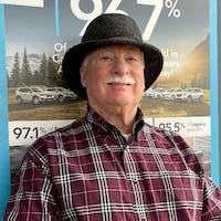 Bill Nash at Grande Prairie Subaru