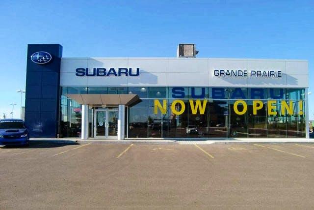 Grande Prairie Subaru, Grande Prairie, AB, T8V 0N7