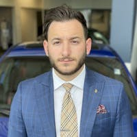 Giovanni Girimonte at Subaru of Calgary