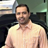 Altaf  Poonawala at Subaru of Calgary   - Service Center