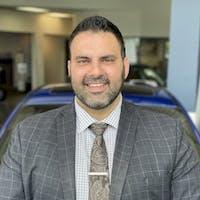 Paul Dimakis at Subaru of Calgary