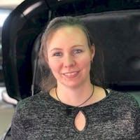 Ashley Fedun at Subaru of Calgary   - Service Center