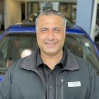 Sam Lakhu at Subaru of Calgary