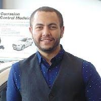 Amro  Abdel at Subaru of Calgary