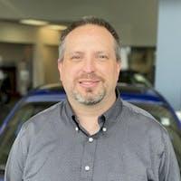 Ken Baker at Subaru of Calgary