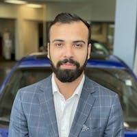Basil Saeed at Subaru of Calgary