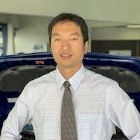 Vincent Wong at Subaru of Calgary