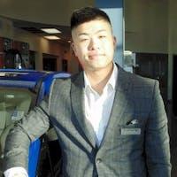 Lloyd  Ko at Subaru of Calgary