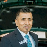 Tariq Bhatti at Subaru of Calgary