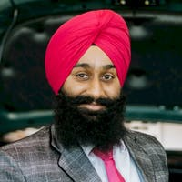 Manpreet Rupal at Subaru of Calgary