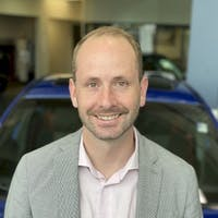 Nicholas Matusiewicz at Subaru of Calgary