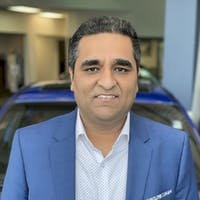 Piyush  Kohli at Subaru of Calgary