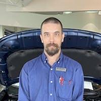 Steve Parsons at Subaru of Calgary   - Service Center