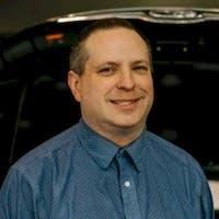 Ken Baker at Subaru of Calgary   - Service Center