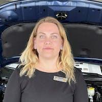 Shelby Benthem at Subaru of Calgary