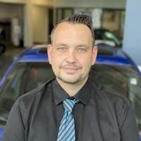 Kyle Renton at Subaru of Calgary