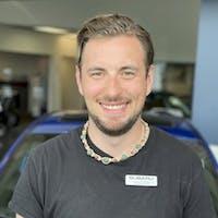Alex  Cobb at Subaru of Calgary