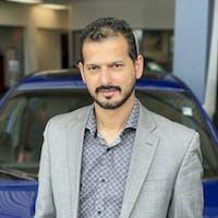 Nisar Khan at Subaru of Calgary