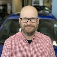 Michael Mcgarth at Subaru of Calgary