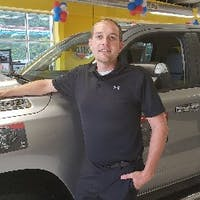 Devon Hull at Columbiana Chrysler Jeep Dodge Ram