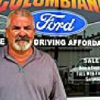 Jeff Hammond at Columbiana Ford