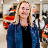 Shae Smith at Bannister Honda Service & Car Sales