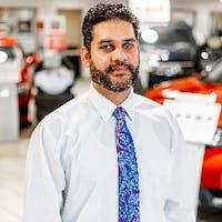 Udai Singha at Bannister Honda Service & Car Sales