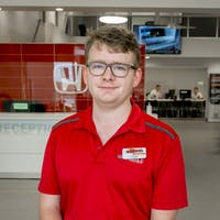 Tyler Wilson at Bannister Honda Service & Car Sales - Service Center