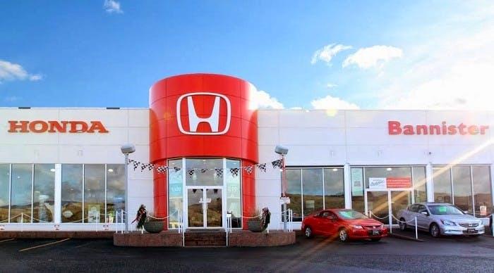 Bannister Honda Service & Car Sales - Service Center, Vernon, BC, V1B 3R4