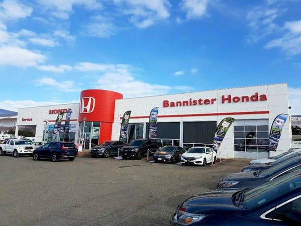 Bannister Honda Service & Car Sales, Vernon, BC, V1B 3R4