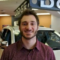 Andrew Paluzzi at Superior Chrysler Dodge Jeep RAM