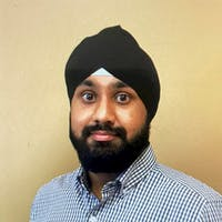 Amandeep Dhillon at Team Chrysler Jeep Dodge Ram